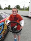 School visit previews Racing for Babies fundraiser Saturday