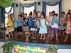 Children have a blast at Bible school