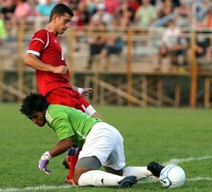 Crown Point's Krsteski applies foreign lessons to soccer success