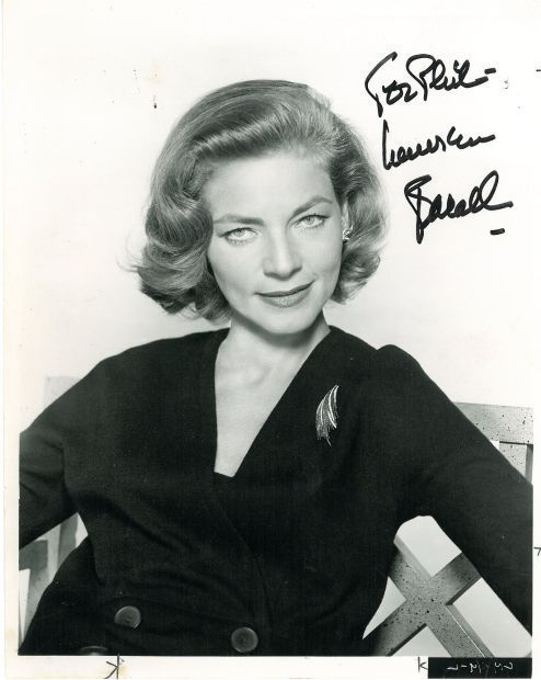 OFFBEAT with PHIL POTEMPA: Legendary Lauren Bacall gone at 89, not forgotten