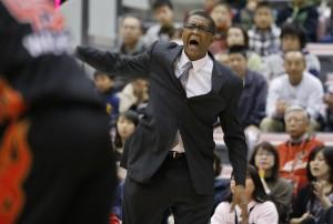 Ex-Bulls player Bill Cartwright coaching in Japan