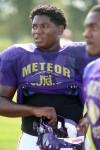 Jamal Williams, T.F. North Meteors