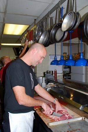 SET UP YOUR KITCHEN LIKE A PRO: Executive Chef Ryan Thornburg creates his family friendly kitchen