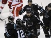 Sharks clinch series with win over Red Wings