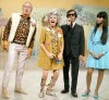 "Bob Hope with Phyllis Diller, Sonny Bono and Cher in a 1967 TV Skit about ""Hippies"""