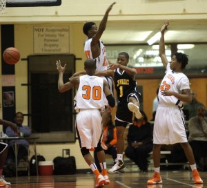 Wilson's O leads West Side to Gary Holiday Tournament win