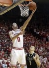 Fast start sends No. 1 IU past Purdue