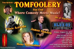 Tomfoolery Fun Club