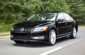 Volkswagen Passat a fuelish family sedan