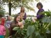 South Haven kindergartners reap rewards of teaching garden