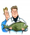 """Andy Shaw talks seafood with """"The Fish Guy"""""""