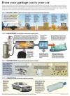 Graphic - The trash-to-ethanol process