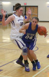 Hobart/Lake Central girls basketball