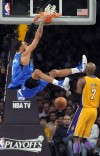 Dirk blasts Lakers again, sends Mavs to 2-0 lead