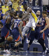 Pacers respond with resounding Game 2 win