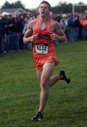 Nykaza, Hubner, Valpo claim titles at New Prairie Invitational