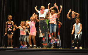 Campers to perform 'The Lion King' tonight at T.F. North