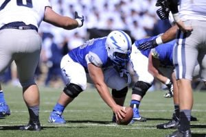 Mike Husar Jr. on Rimington Trophy watch list