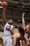 Merrillville senior forward Amber Sturdivant 