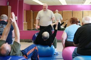 Griffith Family YMCA introduces exercise class for active older adults