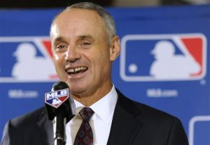 Manfred given mandate to manage MLB changes