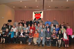 Dinner will recognize dozens of local volunteers