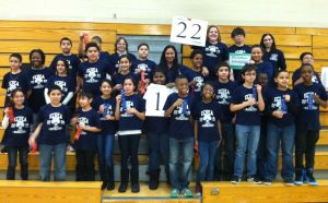 East Chicago M.A.T.H. Bowl team finishes first at Kahler
