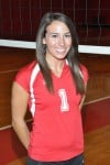 Homewood-Flossmoor volleyball player Gianna Messaglia