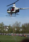 Easter Eggstravaganza wows kids with 2 helicopters, prizes, candy and more