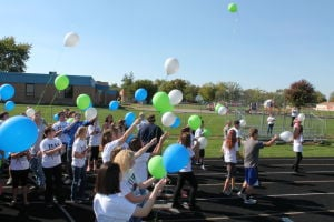 Hebron students walk to help family of classmate