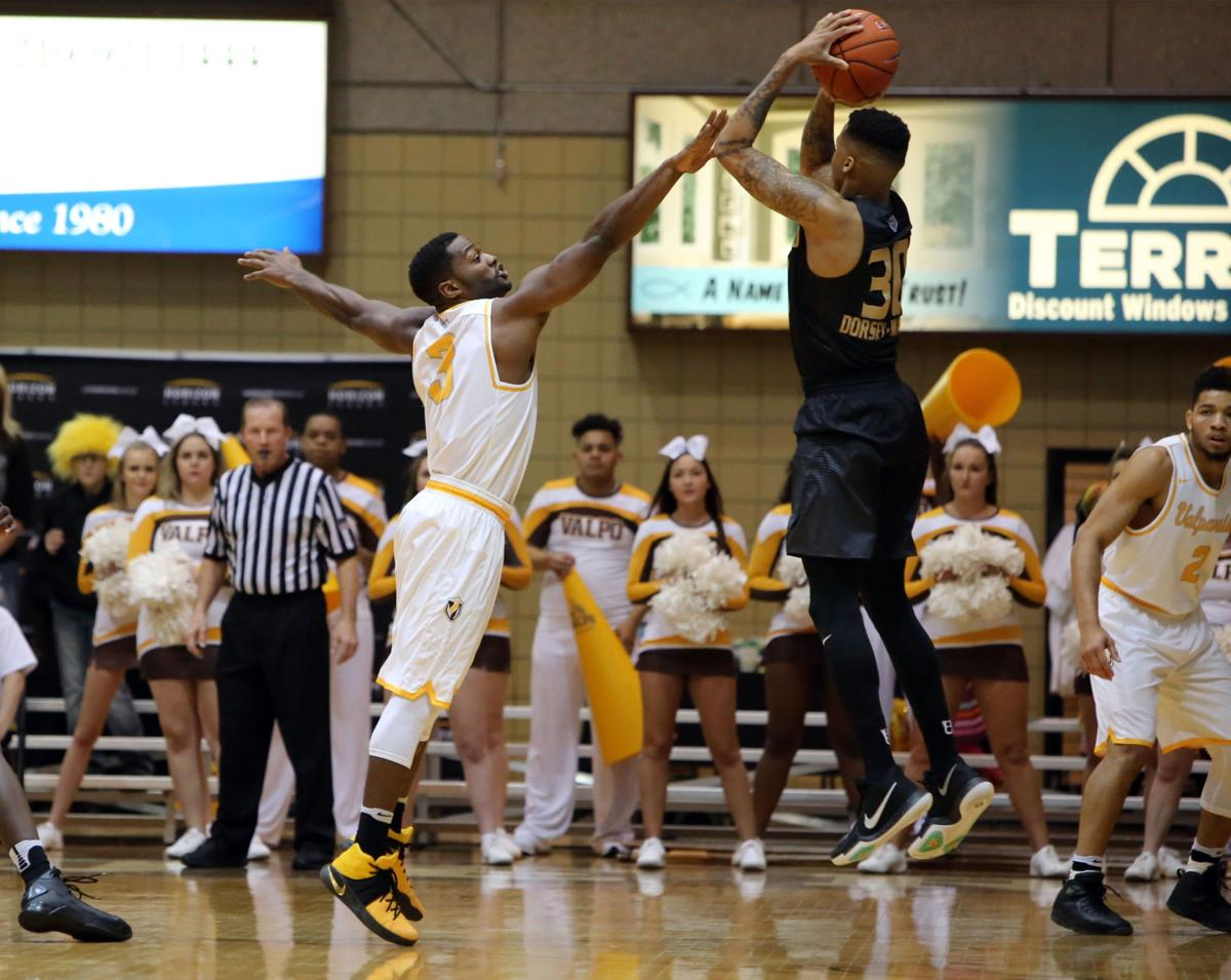 valparaiso men Valparaiso university is a selective, independent lutheran institution in valparaiso 10 men's and 11 women's ncaa division i varsity sports teams in the.