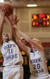 Boone Grove's Hogg comes up clutch to help Wolves net PCC title