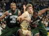 Hansbrough, Notre Dame crush Chicago State 102-62
