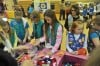 Girl Scouts gather in sisterhood