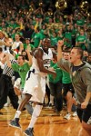 Cooley leads Irish upset of No. 1 Syracuse