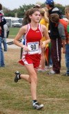 Allison Rockley leads Kankakee Valley back to the front of the pack
