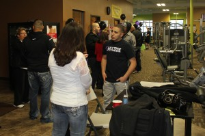 Anytime Fitness opens doors with ribbon cutting