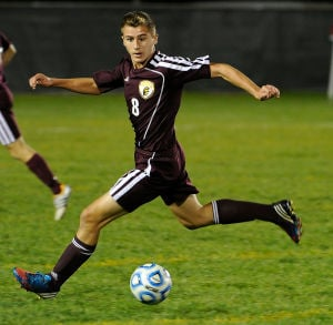 Indians shock Valparaiso in boys soccer sectional opener