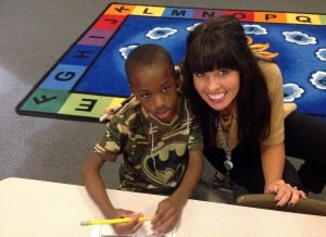 Fieler Elementary welcomes new Kindergarten teacher Miss Hoots