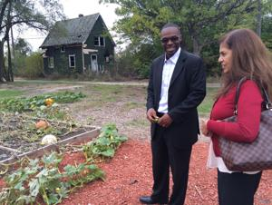 Feds tap Gary for urban agriculture program