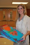 Oak Glen School gains new art room