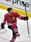Game-winning offensive skills rub off from Shaw's 'sandpaper'