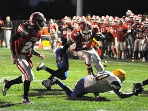 Crete-Monee uses big second quarter to defeat T.F. South
