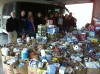 Student Council leads the way to record breaking food drive