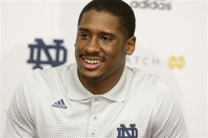 Golson eager to return to field for spring game