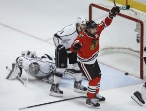 Hawks win ugly opener from Kings