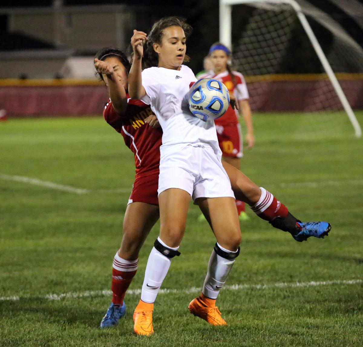 The 2016 Times All-area Girls Soccer Team