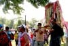 Polish Catholics march through NWI with devotion