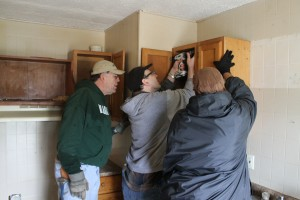 Strack and Van Til Day jumpstarts Habitat remodel