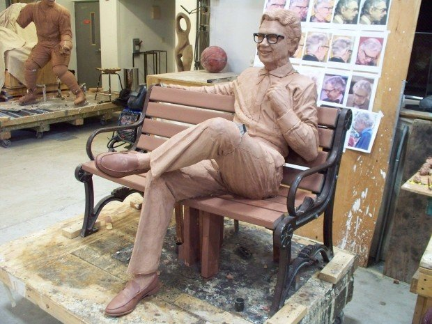New Redenbacher sculpture to be unveiled today | Valparaiso News ...